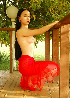 amour-angels-maria-in-red-dress